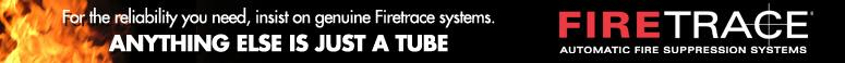 Firetrace -- Automatic fire suppression systems