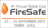 The 4th Annual Middle East FireSafe Dubai