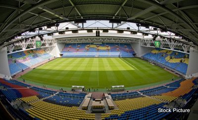 SPECTREX – DUTCH STADIUM PROTECTED BY SHARPEYE