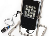 Lumenox – ATEX/IECEx Approved High Output Portable Floodlight For Hazardous Area Use