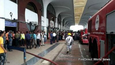 Bangladesh – Shahjalal Airport Fire Controlled