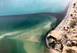 Kuwait – Oil Spill Reported Off Ras Al-Zour Area