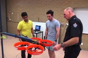 Australia – Melbourne's Fire Brigade Eyes New UAVs