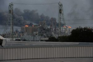 Beaumont Refinery