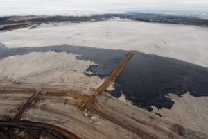 Keystone Pipeline Leak