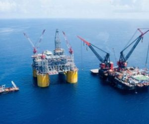 Two Injured In Gulf Of Mexico Platform Fire