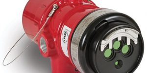 Det-Tronics – Flame Detectors = Floating Roof Tank Fire Protection