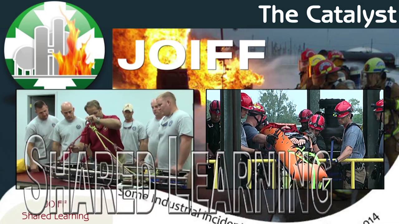 JOIFF – The International Organisation for Industrial Emergency Response and Fire Hazard Management