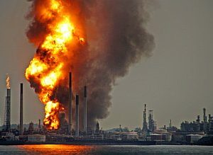 Singapore – Shell Says Fire Extinguished At Bukom Island Refinery