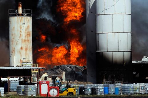 India – 4 Killed, 9 Injured In Blast Chemicals Plant