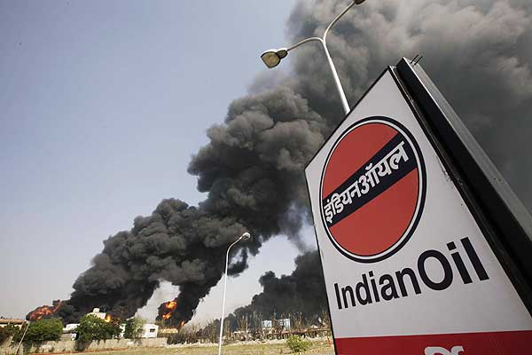 India -Blast In IOC Refinery, 1 Killed, 4 Injured