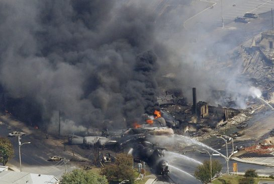 Canada – 3 Cleared Of Negligence In Lac Magantic Railway Disaster