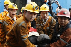 Explosion Rocked Coal Mine In Shuangyashan City 15311