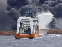Iran To Send Deep-Sea Divers To China To Excavate Sunken Oil Tanker