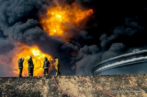 Libya – Marsa El-Brega Refinery Hit By Explosion After Gas Leak