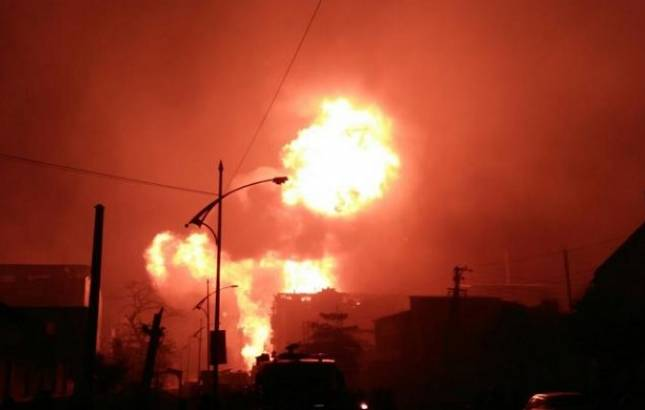 3 Dead, 13 Injured In Fire At Chemical Factory In India, Blast Heard 10 Km Away