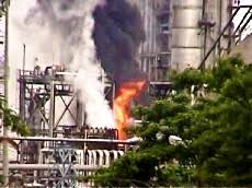 India – Fire At Numaligarh Refinery, One Fire-fighter Dead