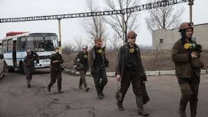 Ukraine – Seven Workers Injured In Coal Mine Blast