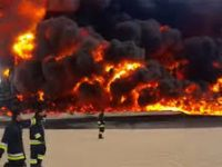 Kuwait Says Overnight Fire At Onshore Oil Rig Now Contained