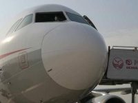 China – Plane's Cockpit Window Ripped Out At 32,000ft Forcing Emergency Landing