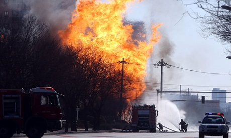 China – Gas Pipeline Explosion 'Injures 24, 3 Critically'
