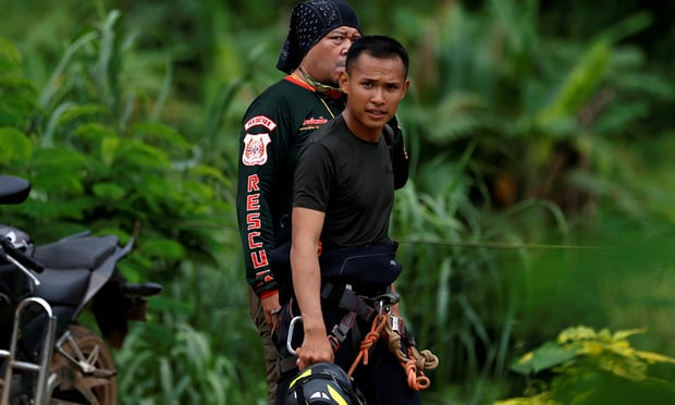 Thai Cave Rescue: 5th Boy Emerges, Officials Confirm, As Rescue Effort Continues