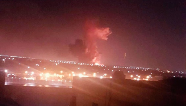 Egypt – Chemical Depot Blast Injures 12