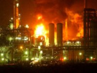 Iran – One Killed, Six Injured In Refinery Fire