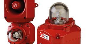 E2S – Unique D2x Xenon & LED Synchronised Beacons Approved For Hazardous Locations