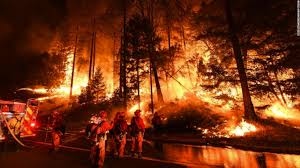 USA – California – Wildfire Declared 'Largest In State's History'