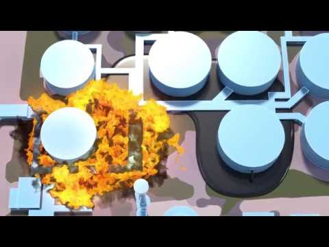 CSB Interim Animation on Husky Refinery Explosion and Fire