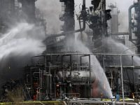 Germany – Ten Injured & Hundreds Evacuated In Oil Refinery Blast