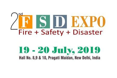 India – Fire – Safety – Disaster Expo
