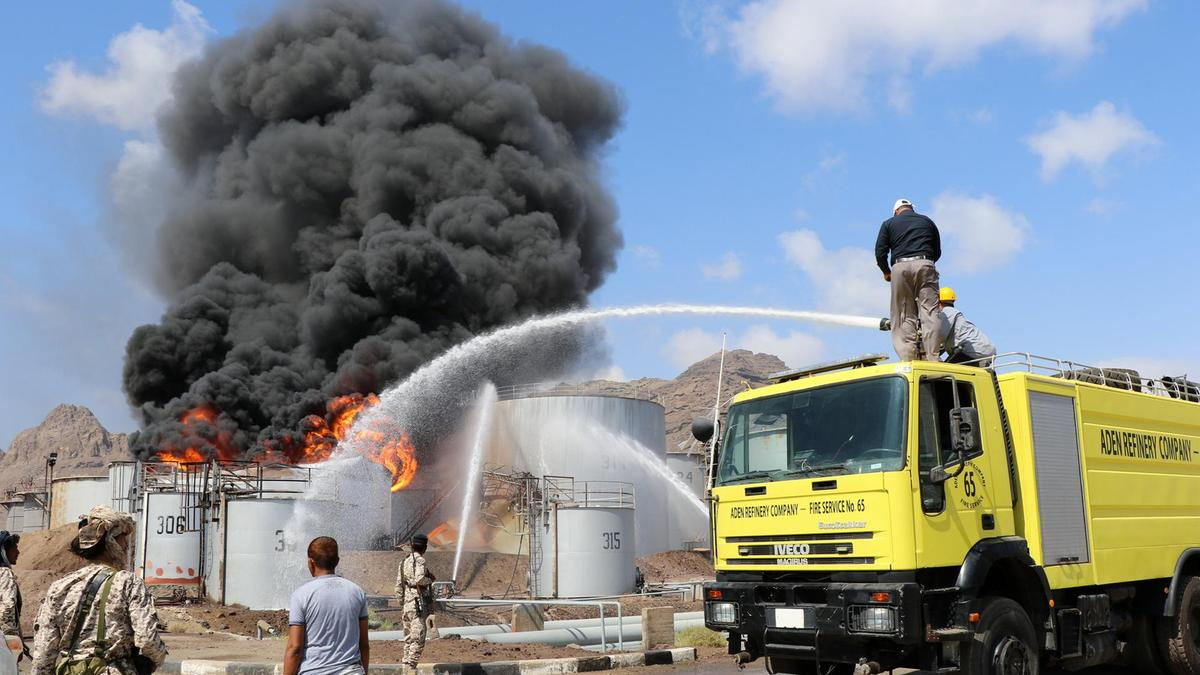 Yemen – 2nd Storage Tank Explosion Injures 21