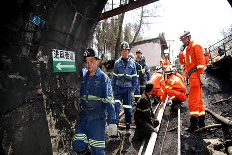 China – Mine Accident: 21 Dead After Roof Collapse