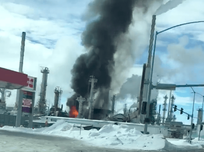 USA – Investigation Continues Into Explosion At Refinery