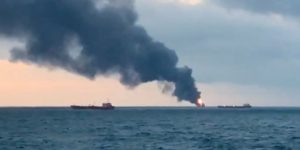Russia – 14 Killed As Liquefied Natural Gas Tanker Catches Fire