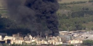 USA – 2nd Texas Chemical Plant Fire In 2 Weeks Kills Worker