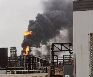 Canada – Explosion At Shell's Scotford Refinery