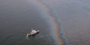 US Coast Guard Confirms It Has Contained 14-year-old Gulf Of Mexico Oil Leak