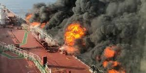 Gulf Of Oman – Oil Tanker Fire: Dozens Of Sailors Evacuated Amid Explosion After Two Ships Hit In Suspected Attack