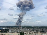 Russia – Explosion At TNT Plant Injures 79