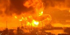 USA – Explosion & Fire-Damaged Refinery Complex To Close – 2000 Jobs Lost