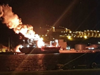 Turkey – Tanker Blast At Port Kills 1