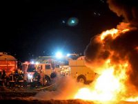 Mexico – LPG Pipeline Blast – Three People Injured, One Person Missing