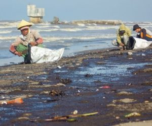Indonesia – Environmental Recovery From Pertamina Oil Spill May Take Half Year