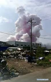 China – Chemical Plant Blast Kills Four