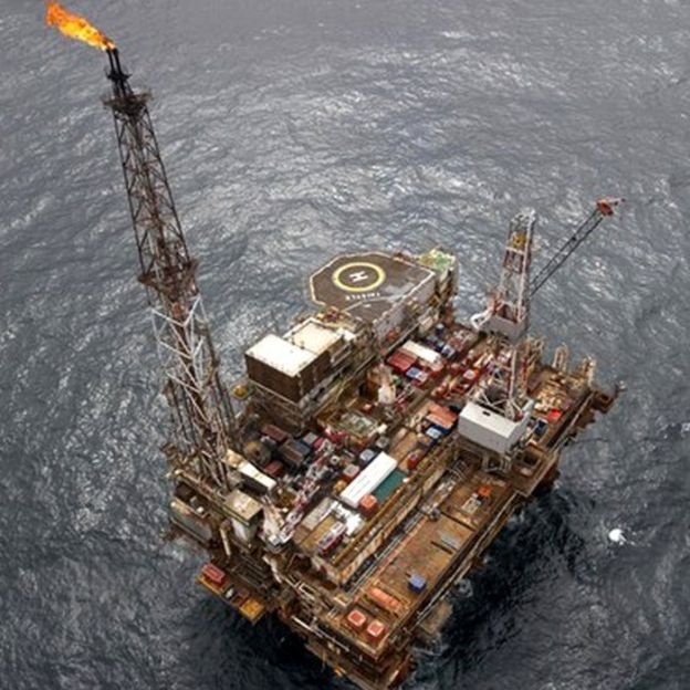115 Workers Evacuated From North Sea Platform