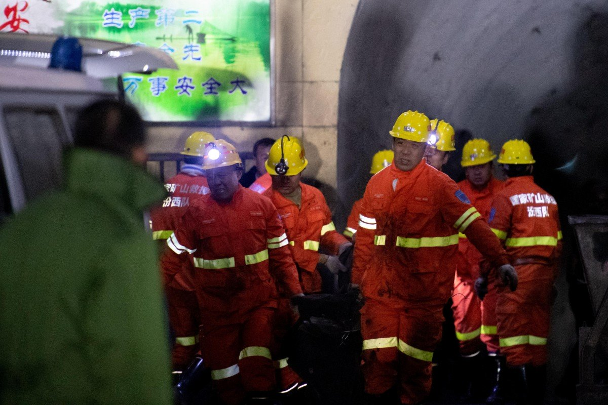 China – Safety Regulators Blame 'reckless Greed' After 15 Die In Coal Mine Blast