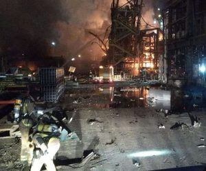Spain – Second Death Confirmed After Giant Chemical Blast